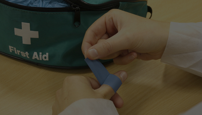 Detectable First Aid