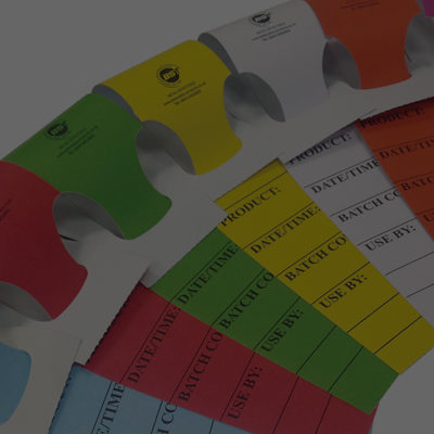 Detectable tags and labels