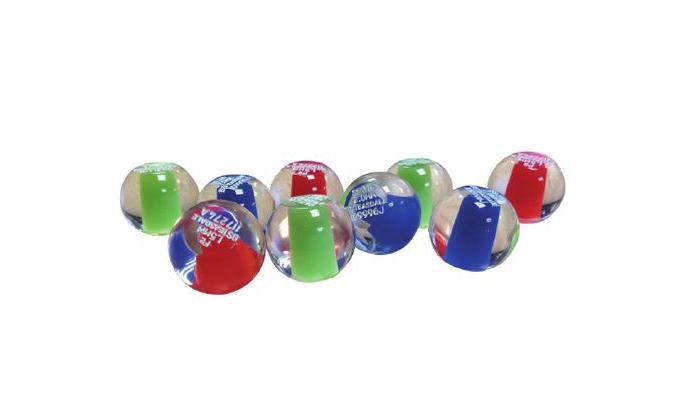 ακρυλική μπάλα για τεστ μαγνήτη