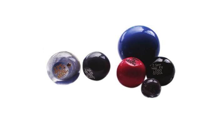 PVC Test Balls