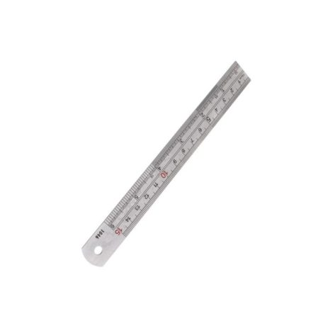 150mm Stainless Steel Ruler