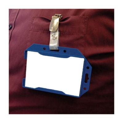 Detectable Badge-Holder