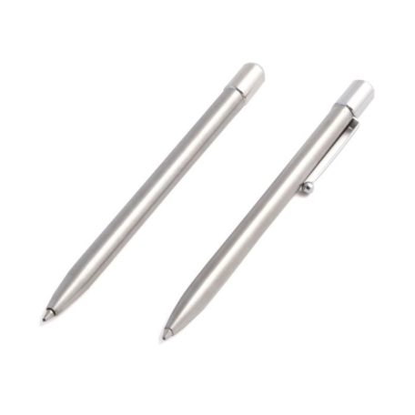 Detectable Metal Bodied Pens