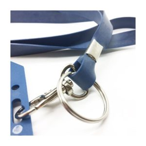 Detectable Silicone Lanyard