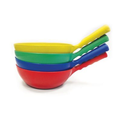 Detectable Stackable Bowl Scoops