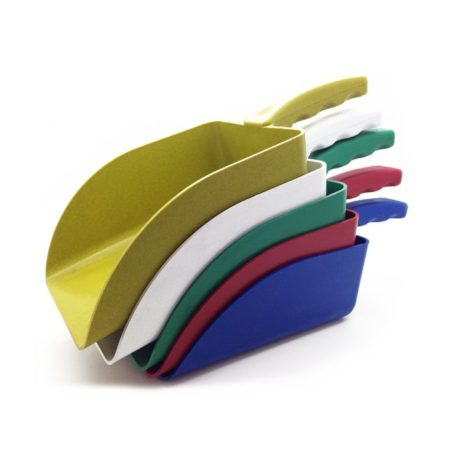 Detectable Stackable Hand Scoops