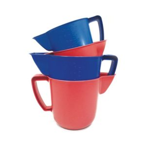Detectable Stackable Jugs