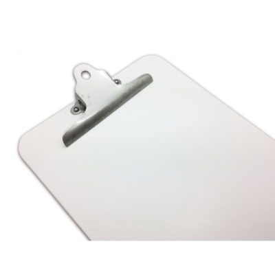 Detectable Antibacterial Clipboard