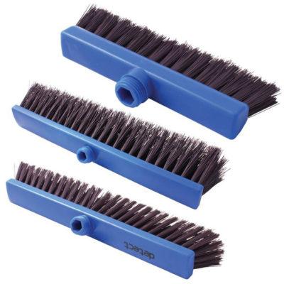 Detectable Broom Heads