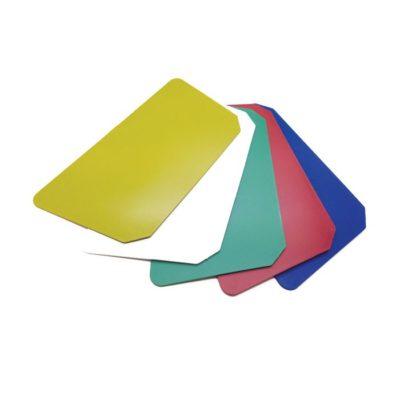 Detectable Flexible Palm Scrapers