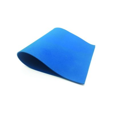 Detectable neoprene rubber sheeting