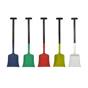 Detectable Small Blade Shovel with T-Grip Handle