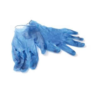 Detectable Vinyl Gloves