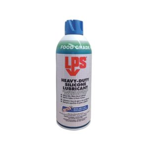 Heavy Duty Silicone Lubricant Spray
