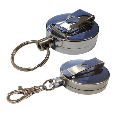 Stainless Steel Key Reel