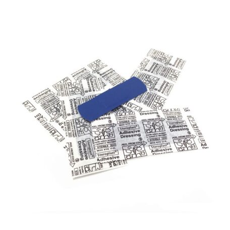 Sterochef 75mm x 20mm Detectable Plasters